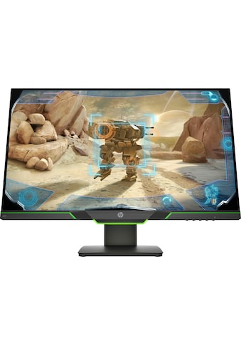 "HP Gaming-Monitor »x27i«, 68,5 cm/27 "", 2560 x 1440 px, WQHD, 4 ms Reaktionszeit, 144 Hz kaufen"