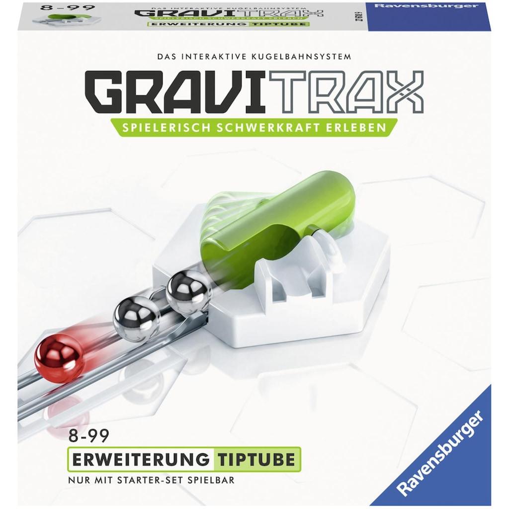 Ravensburger Kugelbahn »GraviTrax® Tip Tube«, Made in Europe, FSC® - schützt Wald - weltweit