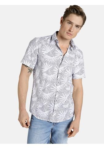 SHIRTMASTER Kurzarmhemd »honoluludream«, Hawaiihemd in All Over Print kaufen