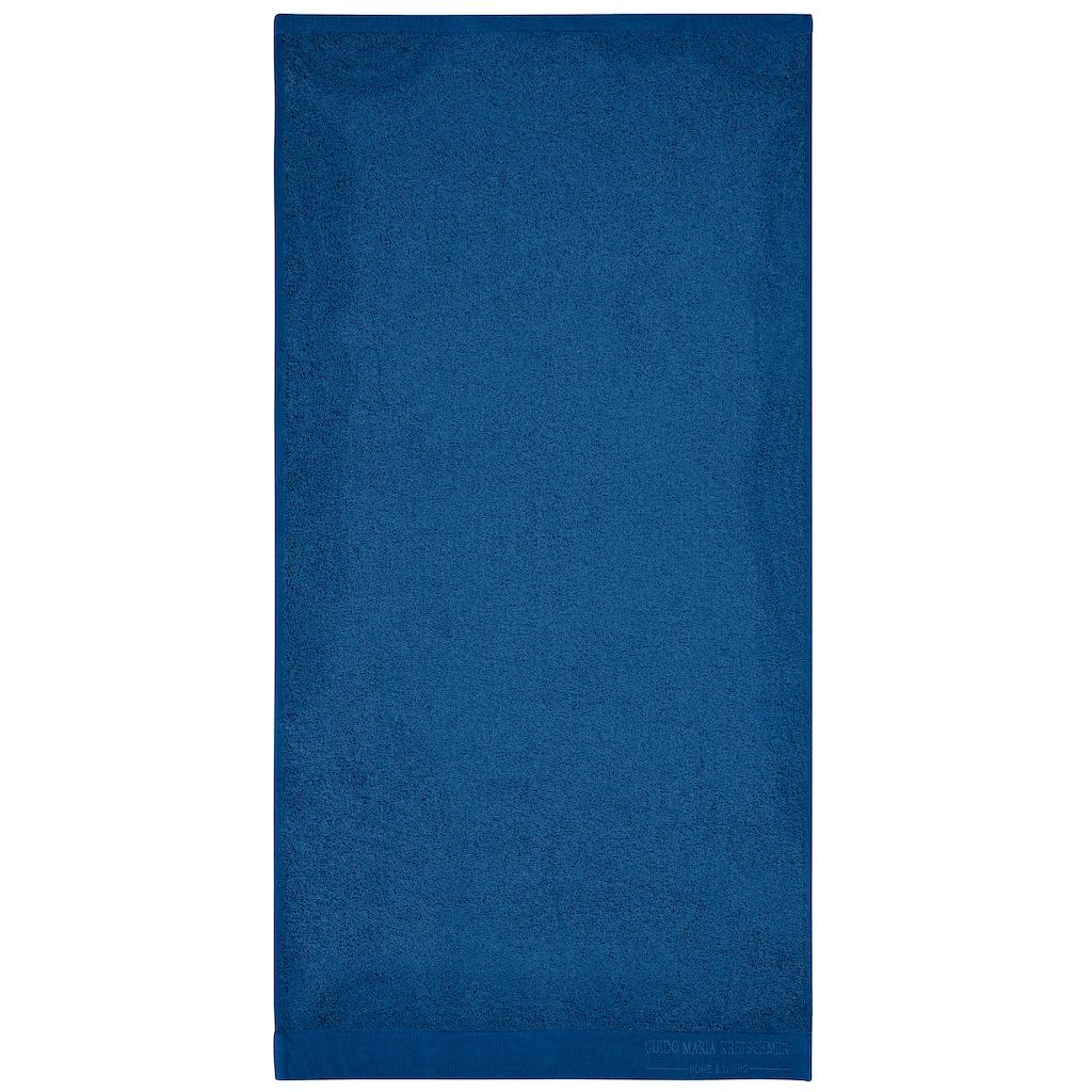 Guido Maria Kretschmer Home&Living Handtuch Set »Mila«, mit GMK Logo, democratichome edition