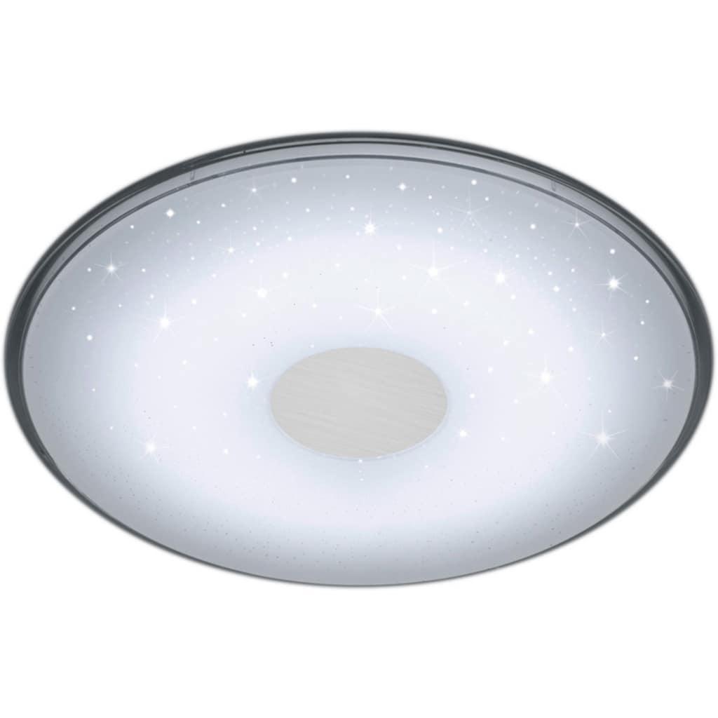 TRIO Leuchten LED Deckenleuchte »SHOGUN«, LED-Board, Neutralweiß-Tageslichtweiß-Warmweiß-Kaltweiß, LED Deckenlampe