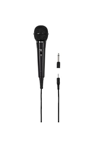 """Hama Dynamisches Mikrofon """"DM 20"""" kaufen"""