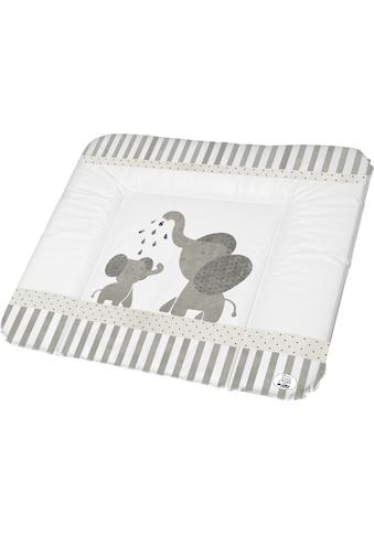 Rotho Babydesign Wickelauflage »Modern Elephants«, Made in Europe kaufen