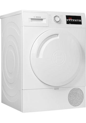 BOSCH Wärmepumpentrockner WTR83T20, 8 kg kaufen