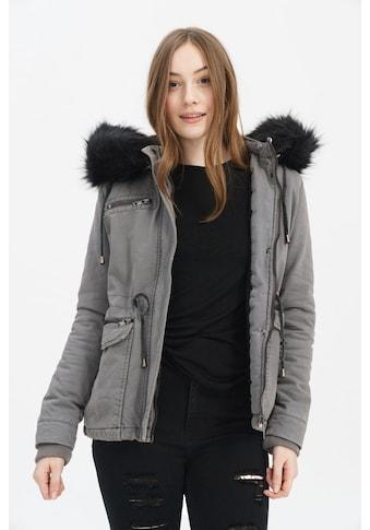 trueprodigy Winterjacke »Finja«, mit abnehmbarer Kapuze kaufen