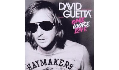 Musik-CD »ONE MORE LOVE / GUETTA,DAVID« kaufen