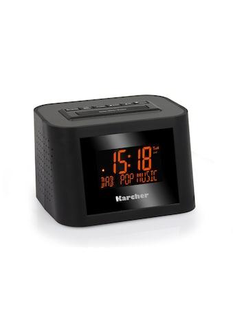 Karcher Digitalradio (DAB+) »DAB 2420«, (Digitalradio (DAB+)-FM-Tuner 1 W) kaufen