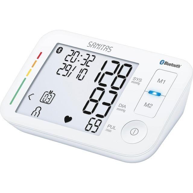 Sanitas Oberarm-Blutdruckmessgerät SBM 37