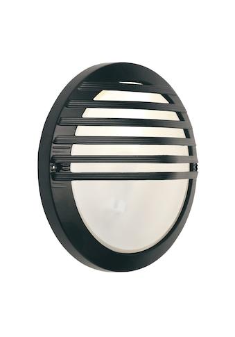 Brilliant Leuchten Maritim Außenwandleuchte schwarz kaufen