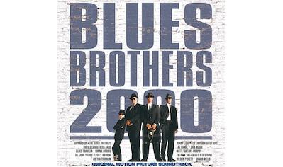 Musik-CD »BLUES BROTHERS 2000 / ORIGINAL SOUNDTRACK« kaufen