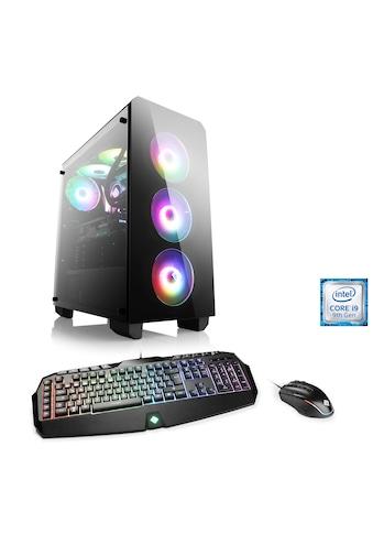 CSL Extreme Gaming PC Core i9 - 9900K   RTX 2080S   16 GB DDR4   SSD »HydroX T9985 Wasserkühlung« kaufen