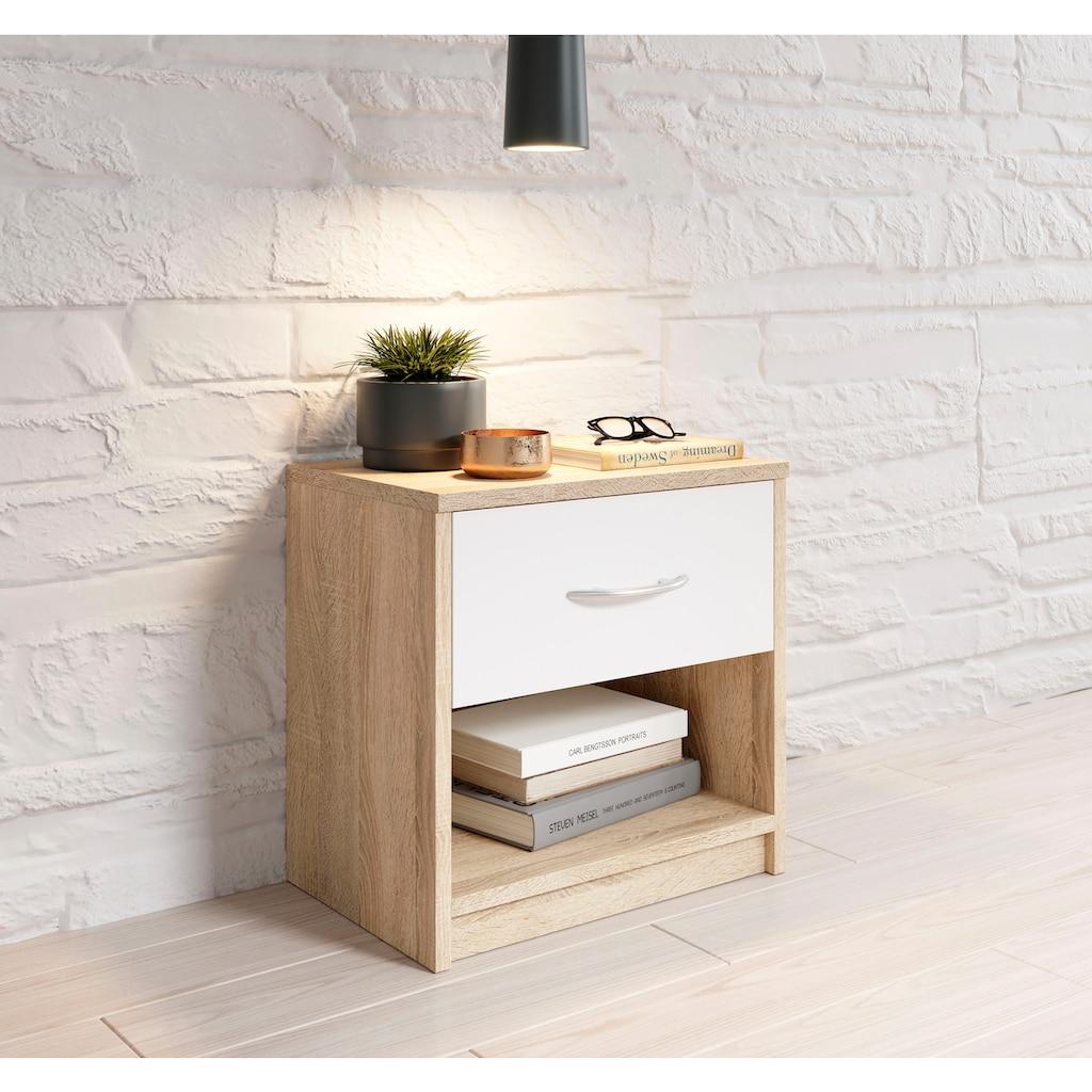 Nachttisch, Breite 39 cm