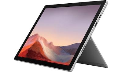 Microsoft Surface Pro 7  -  8GB / 128GB i5 Platin Convertible Notebook (31 cm / 12,3 Zoll, Intel,Core i5, 128 GB SSD) kaufen