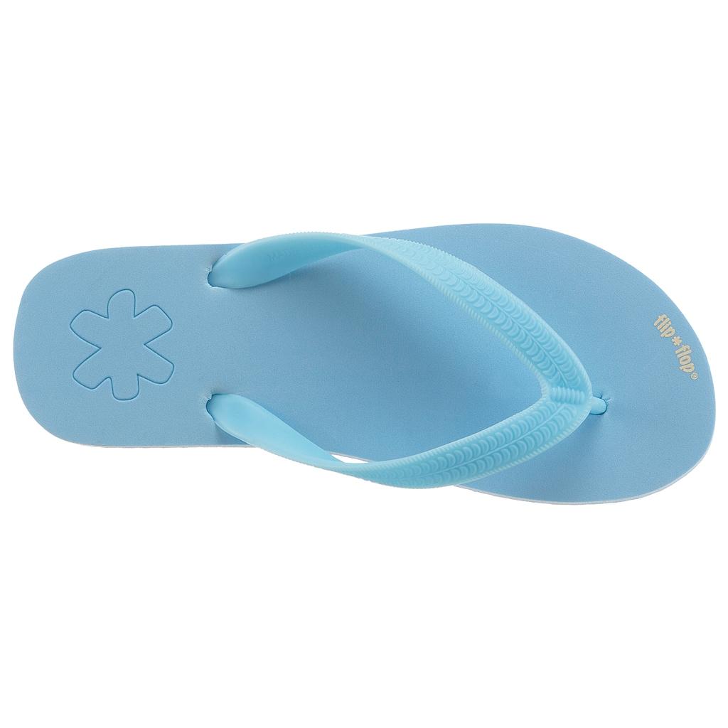 Flip Flop Zehentrenner, frei von tierischen Bestandteilen
