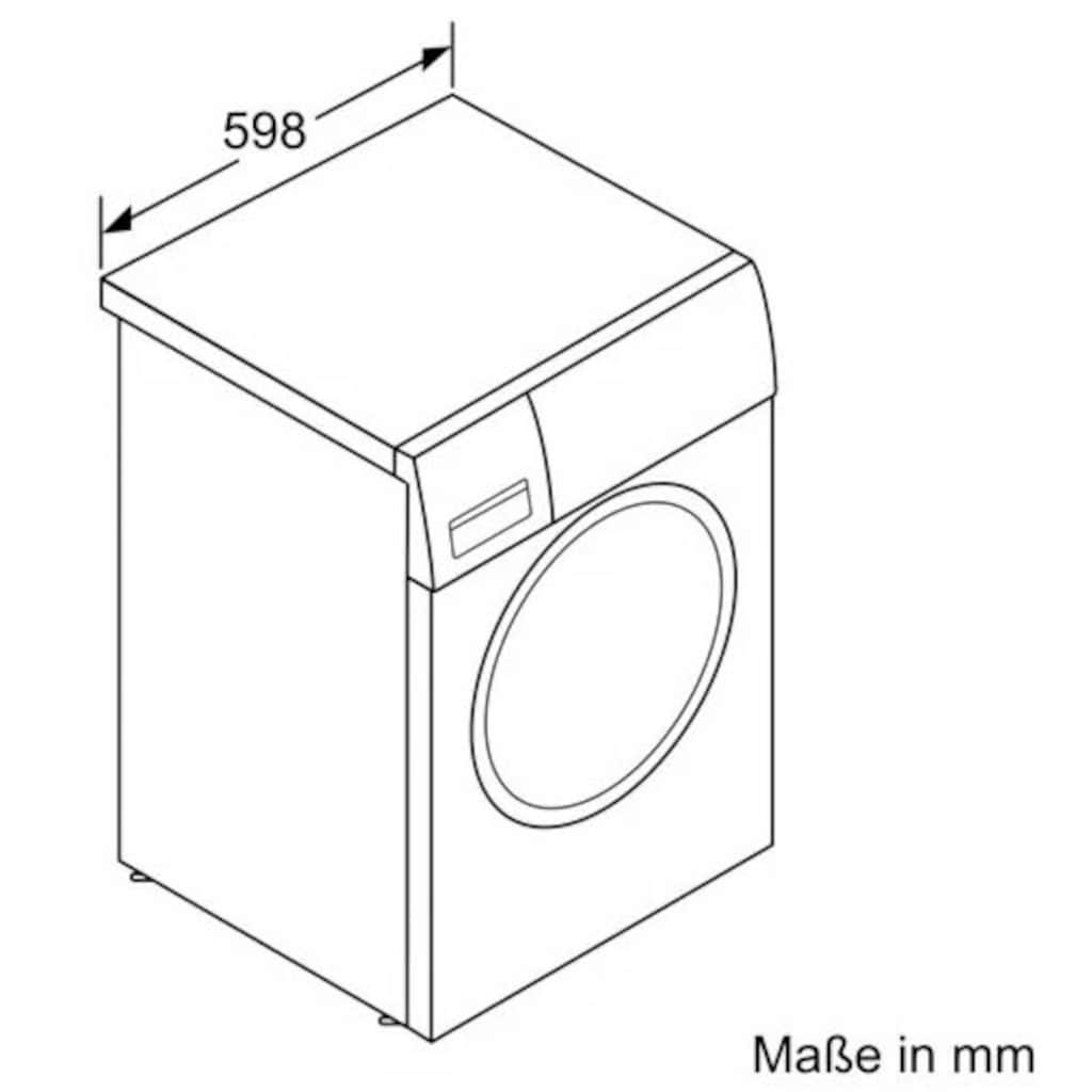 BOSCH Waschmaschine »WAV28G43«, WAV28G43, 9 kg, 1400 U/min