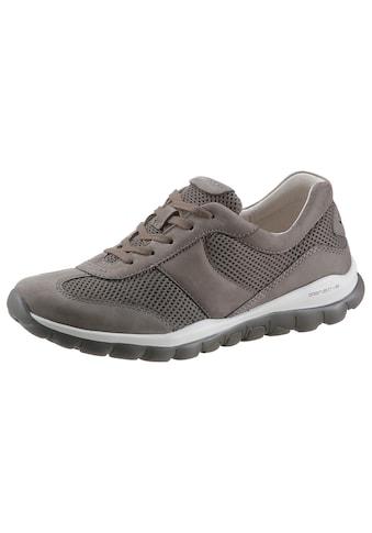 Gabor Rollingsoft Keilsneaker, mit Lederfußbett kaufen