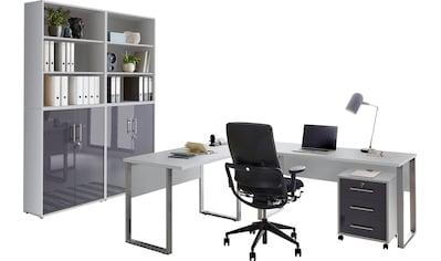 BMG Büromöbel-Set »Tabor«, (Set, 6 St.) kaufen