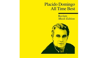 Musik-CD »ALL TIME BEST - RECLAM MUSIK EDITION 37 / Domingo,Placido« kaufen