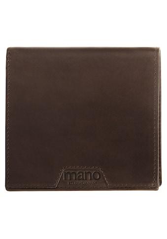MANO Geldbörse »DON MARCO«, 2fach klappbar kaufen