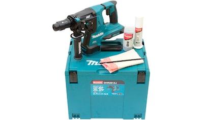 Makita Akku-Kombibohrhammer »DHR281ZJ«, SDS-PLUS, ohne Akku und Ladegerät kaufen