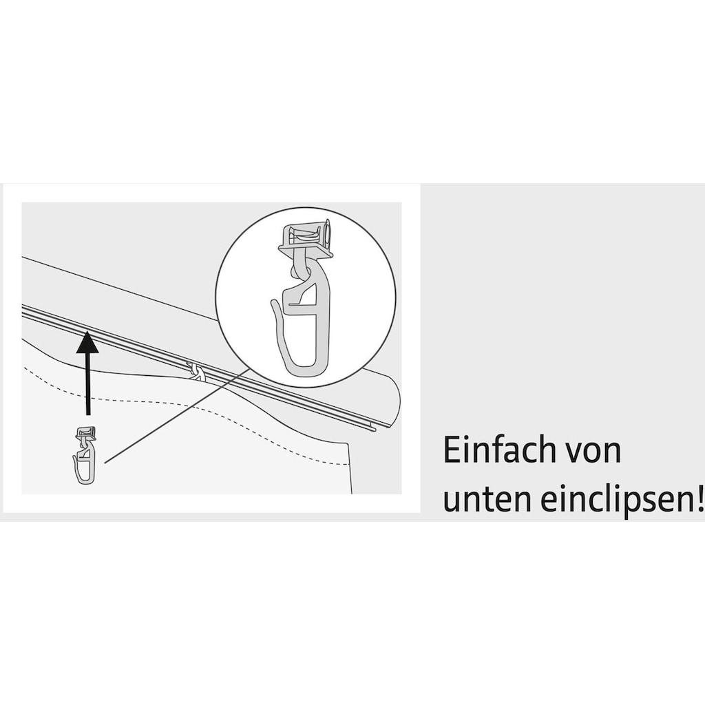 Good Life Klick-Gleiter »Alves«, für Vorhangstangen mit breitem Lauf (6 mm)