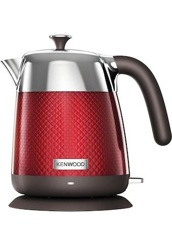 KENWOOD Wasserkocher »Mesmerine ZJM810.RD«, 1,6 l, 2200 W kaufen