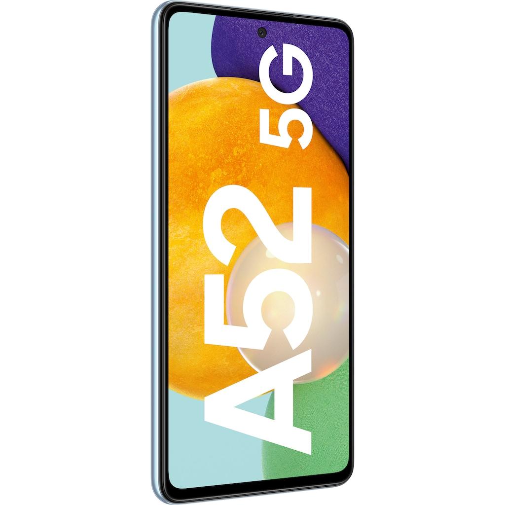 """Samsung Smartphone »Galaxy-A52 5G«, (16,4 cm/6,5 """", 128 GB, 64 MP Kamera)"""