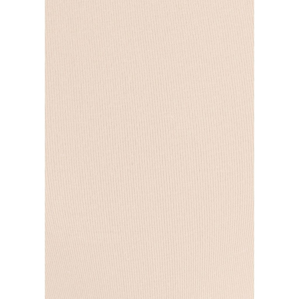 LASCANA Jazzpants, (4 St.), in schönen Hauttönen