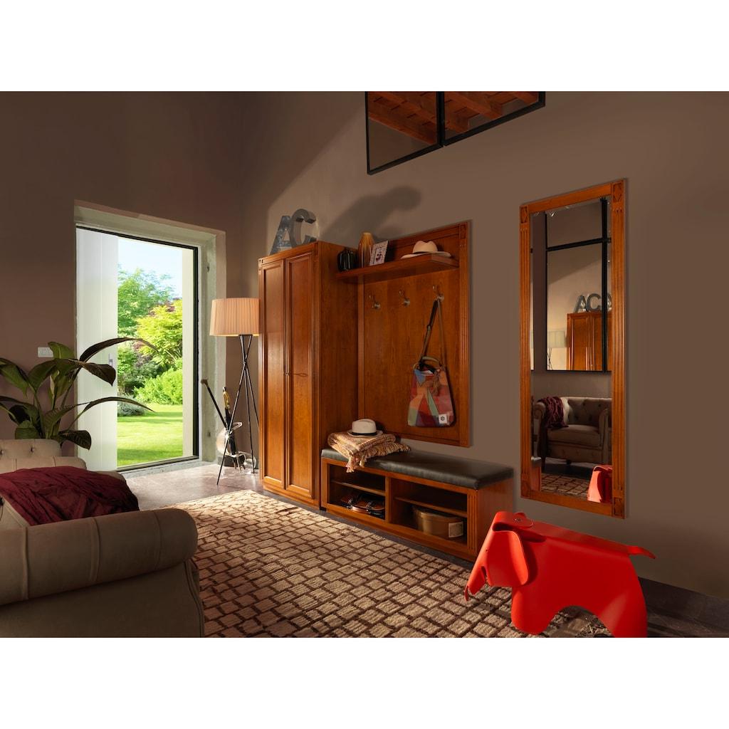 SELVA Wandspiegel »Villa Borghese«, Modell 9371, 9375 und 9376, Höhe 177 cm, verschiedene Breiten