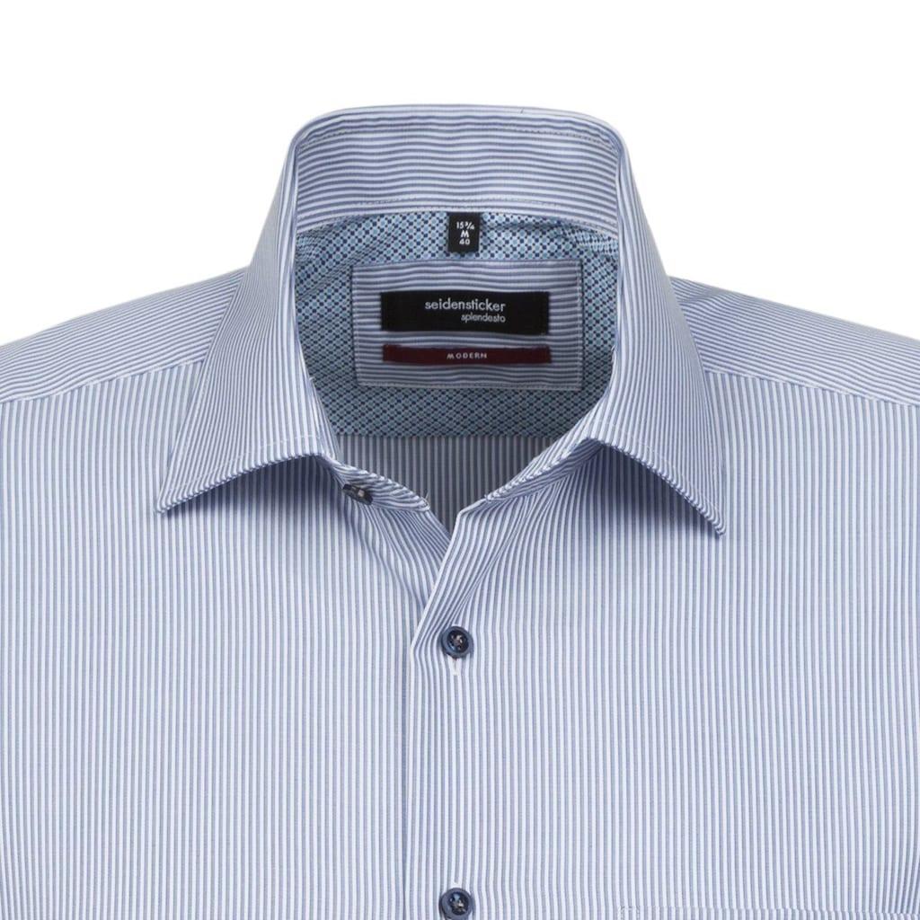 seidensticker Businesshemd »Modern«, Kent-Kragen