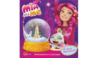 Musik-CD »Orig.HSP z.Buch-Weihnachten In Centopia / Mia And Me« kaufen