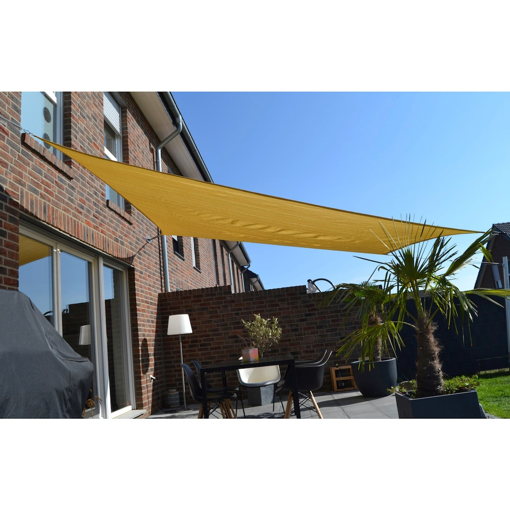 Floracord Sonnensegel, BxT: 360 x 360 cm