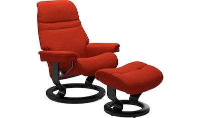 Stressless® Relaxsessel »Sunrise«, mit Classic Base, Größe S, Gestell Schwarz kaufen