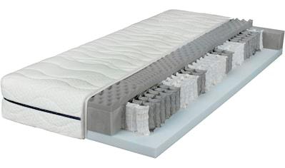 Breckle Taschenfederkernmatratze »EvoX DUO TFK«, 24 cm cm hoch, 462 Federn, (1 St.),... kaufen