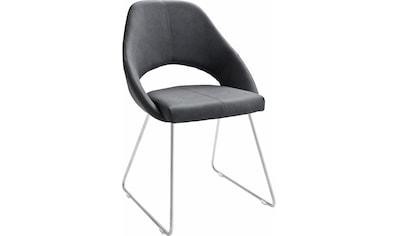 MCA furniture Kufenstuhl, Stuhl bis 120 Kg belastbar kaufen