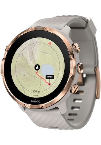 Suunto Smartwatch »SUUNTO 7«, ( Wear OS by Google ) kaufen
