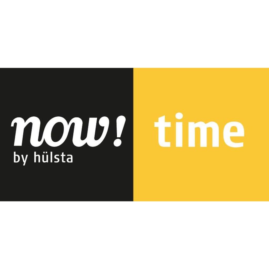 now! by hülsta Vitrine »now! time«, mit Glasausschnitt, Höhe 216,3 cm