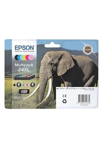 Epson Tintenpatronen-Set Nr. 24XL kaufen