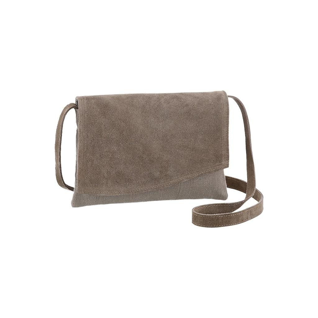 Trachtentasche, mit Magnet-Druckknopf
