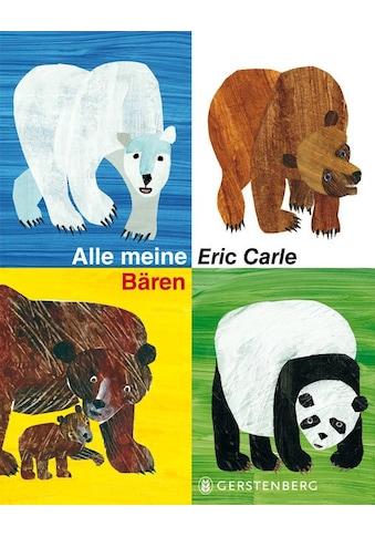 Buch »Alle meine Bären / Eric Carle, Edmund Jacoby, Viktor Christen« kaufen