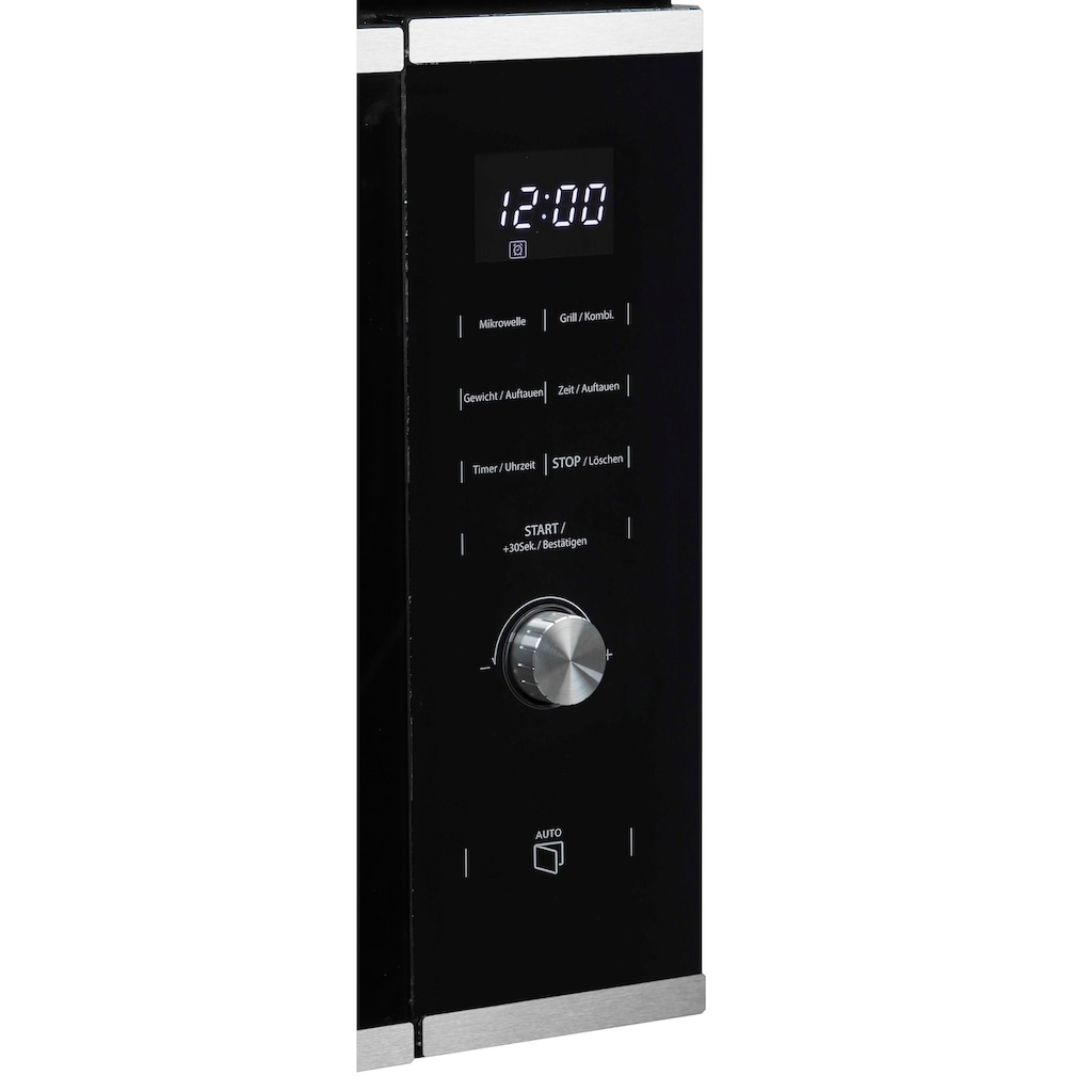 Privileg, Einbau-Mikrowelle »TG925HS6«, Grill Mikrowelle