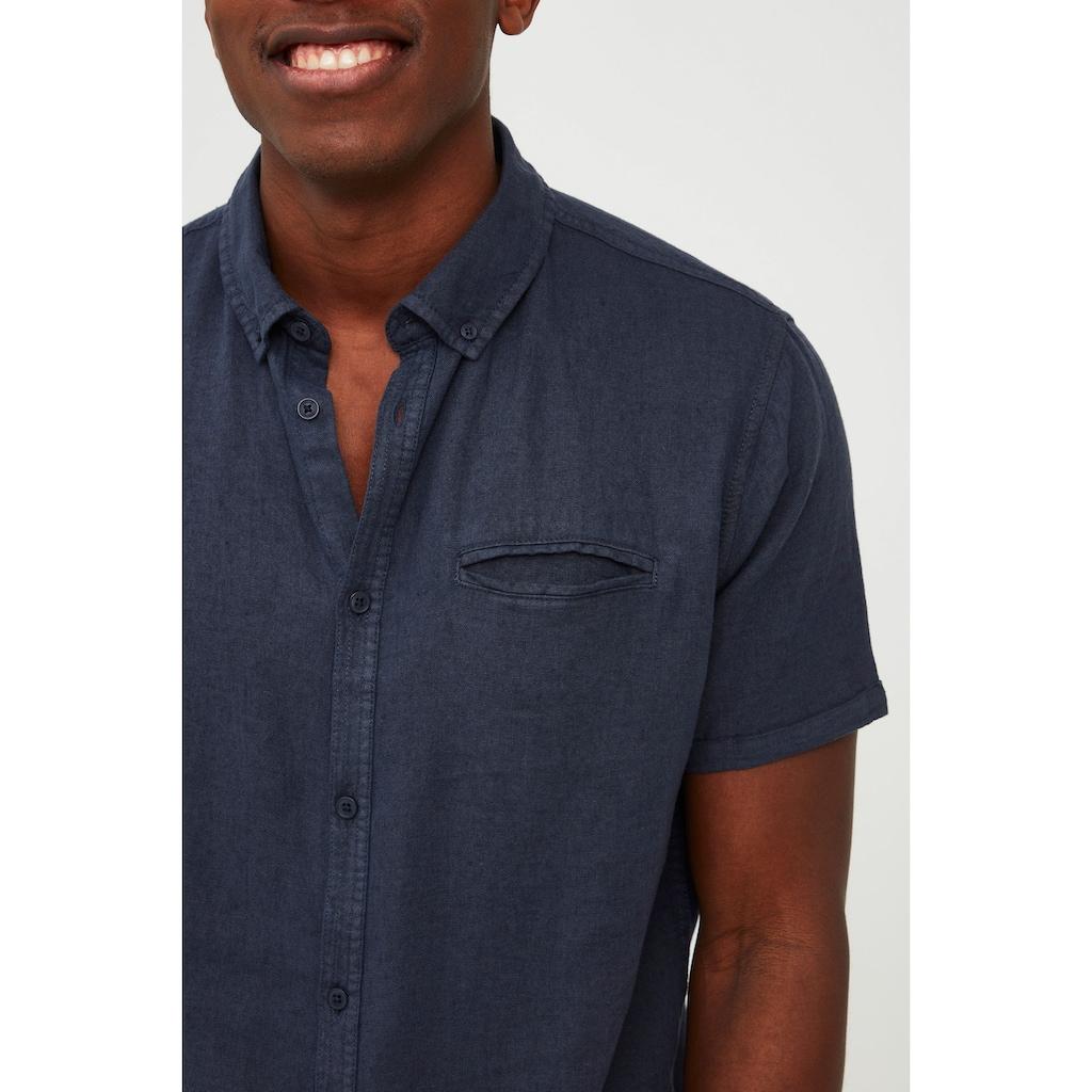 Solid Kurzarmhemd »Reginald«, Kurzes Hemd mit Kragen