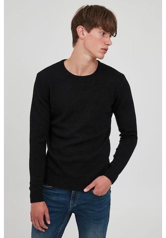 Blend Strickpullover »Pullover 20713456«, Strickpullover mit Rundhalsausschnitt kaufen