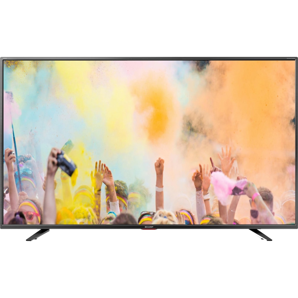 "Sharp LED-Fernseher »65BJ5E«, 164 cm/65 "", 4K Ultra HD, Smart-TV"