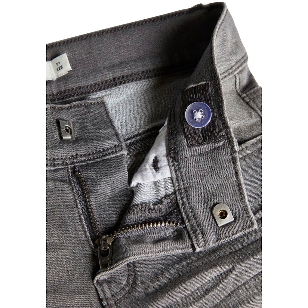 Name It Stretch-Jeans »NKFPOLLY«, aus bequemem Stretchdenim