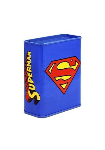 LOGOSHIRT Spardose mit Superman-Logo kaufen