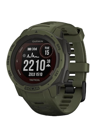 Garmin Smartwatch »Instinct Solar Tactical Edition«, ( ) kaufen