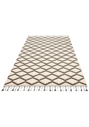 Teppich, »Hagen«, Home affaire, rechteckig, Höhe 18 mm, maschinell gewebt kaufen