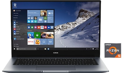 "Honor Notebook »MagicBook 14 8GB+512GB«, (35,56 cm/14 "" Intel Core i5 Iris© Xe... kaufen"
