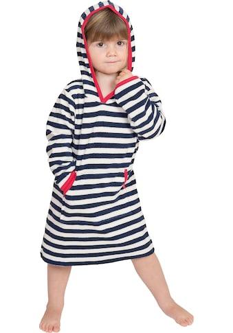 Wewo fashion Bademantel »8017«, (1 St.), mit Känguruh-Tasche kaufen